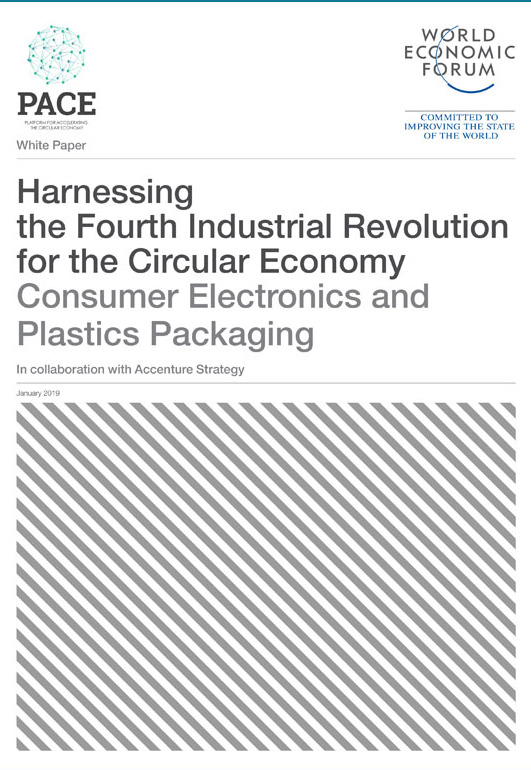 Harnessing the Fourth Industrial Revolution for the Circular Economy Image