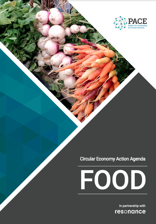The Circular Economy Action Agenda for Food