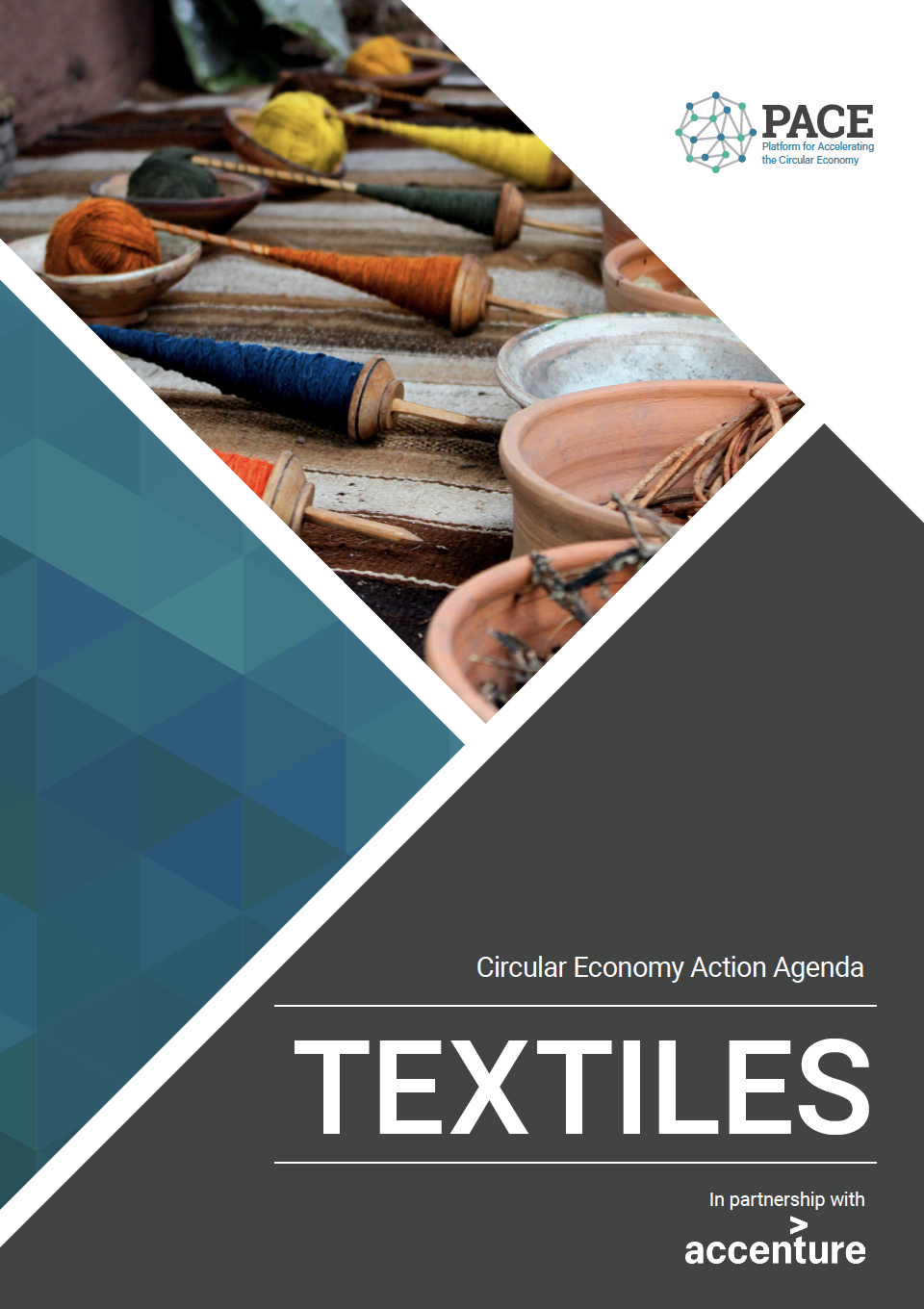 The Circular Economy Action Agenda for Textiles