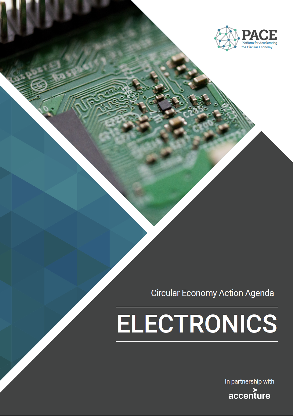 The Circular Economy Action Agenda for Electronics