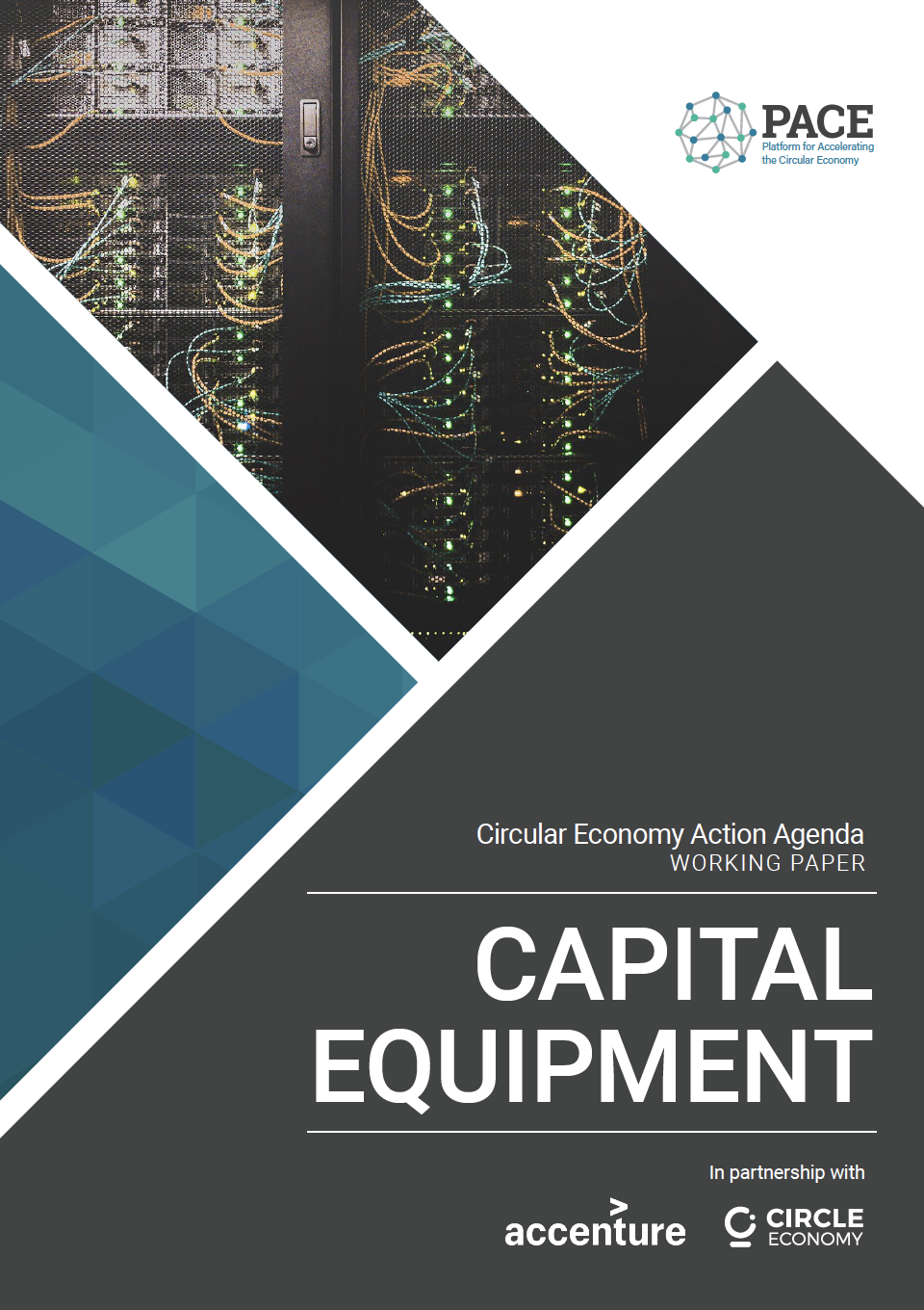 The Circular Economy Action Agenda for Capital Equipment